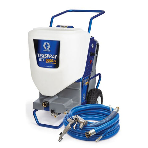 Electric Powered Texture Sprayers