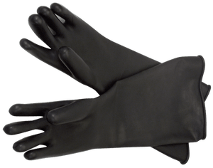 Trinco Pair Rubber Gloves for Blast Cabinet - Model #2-00047