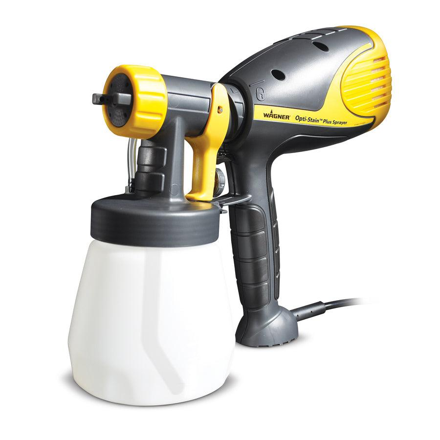 Wagner Control Spray Double Duty HVLP  Paint Sprayer (1587464732707)