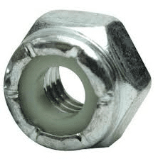 Clemco Nylon Locking Nut 8-32 (1587415973923)