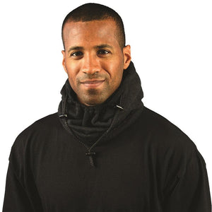 OccuNomix 1070FR Premium Flame Resistant 3-in-1 Fleece Balaclava - 1/EA
