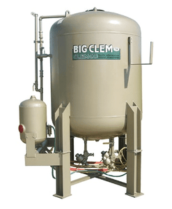 Clemco 120 Cubic Foot Sandblast Machine (1 1/2 piping) (1587523715107)