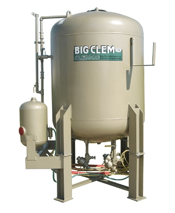 Clemco 120 Cubic Foot Blast Machine - No remote and pipe (1587522699299)