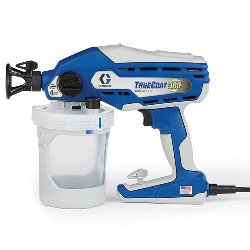 Graco TrueCoat 360 Handheld Airless Paint Sprayer