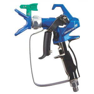 Graco Contractor PC Airless Spray Gun with RAC X LP 517 SwitchTip