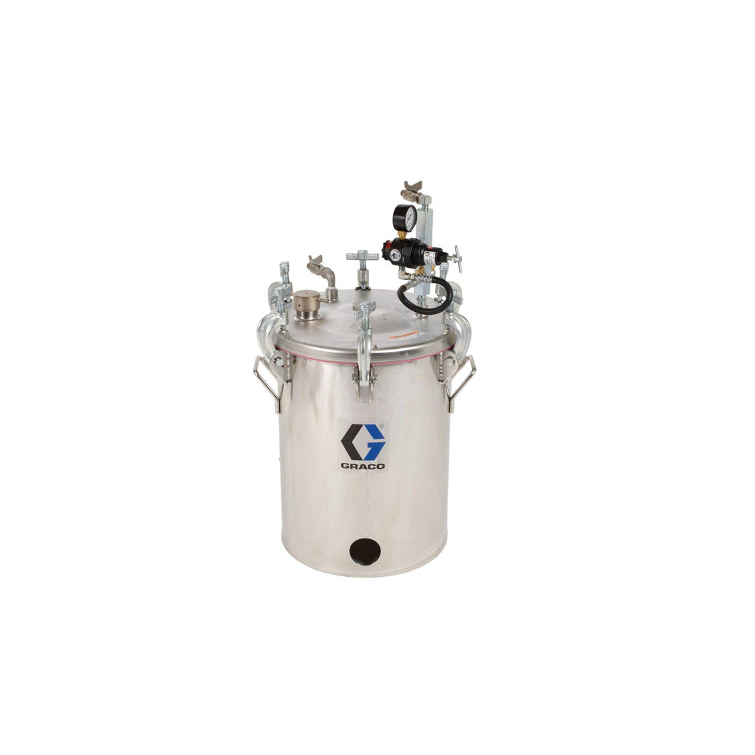 Graco 236143 5 Gallon Low Pressure (HVLP) Pot