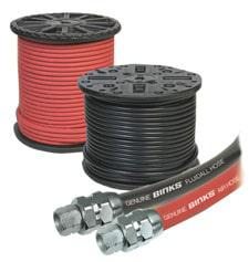 Binks 6-438 25 foot Set of Air and Fluid Hose