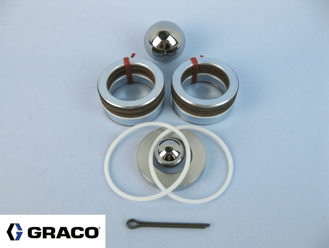 Graco 224-433 Repair Kit with Leather & Teflon Packings (1587525943331)