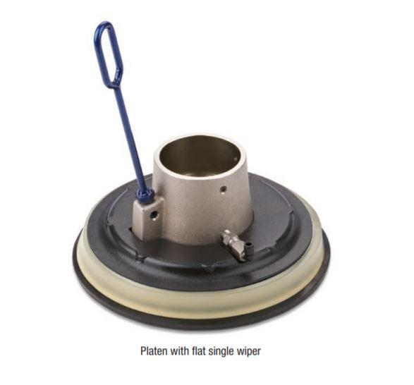 Graco Platen Kit, 20L Single Wiper Nitrile,