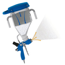 Load image into Gallery viewer, Graco TexSpray FastFinish Pressure-Boosted Hopper Gun