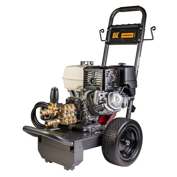 BE Pressure 85.400.062 4000 PSI Washer 16-Inch 4 Nozzle Under Car Water Broom