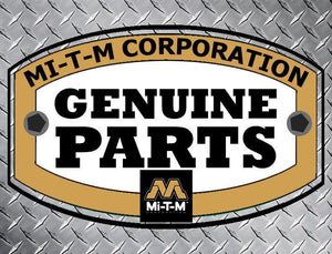 MI-T-M 3-0146 Pump Direct Drive Gasoline