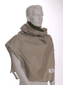 Bullard Tan Nylon Cape