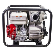"Load image into Gallery viewer, BE Industrial HONDA GX390 Heavy Duty Cast Iron 389cc 370GPM 3"" Trash Pump"