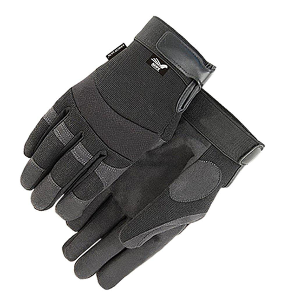 Majestic Armor Skin™ Synthetic Mechanics Gloves, (12/PK)