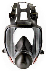 3M™ Full Facepiece Respirators 6800 Series, Reusable