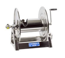 "Load image into Gallery viewer, Cox Hose Reels -SS ""Stainless Steel"" Series"