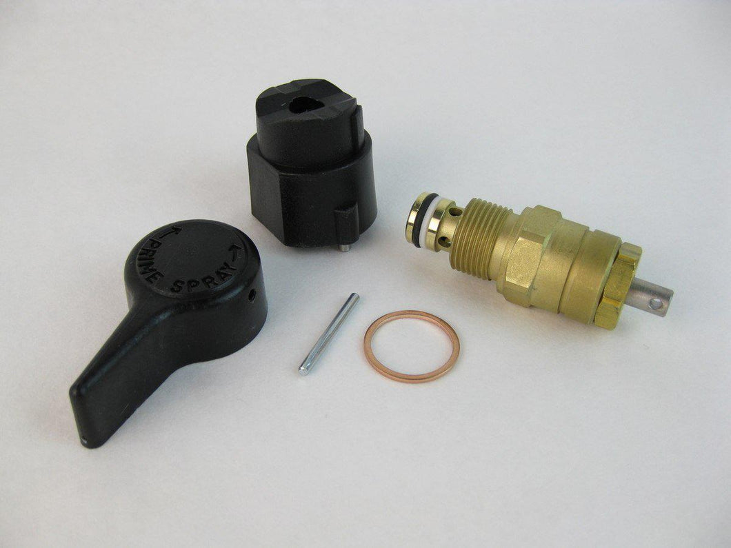 Titan 800-915 Prive / Spray Valve Assembly - with solvent resistant o-ring (1587711279139)