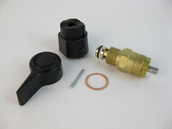 Titan 800-915 Prive / Spray Valve Assembly - with solvent resistant o-ring