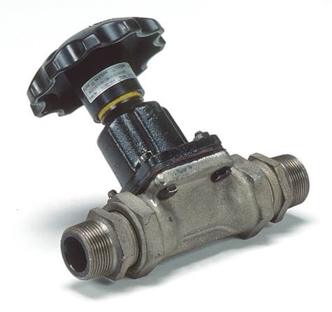 Clemco Lightweight Media Valve - LMV