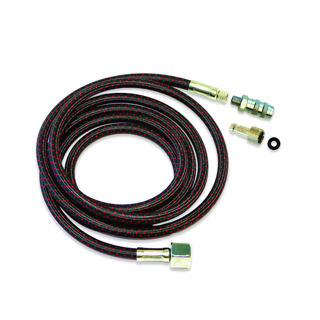 Paasche 6 Foot Air Hose W/ Quick Disconnect