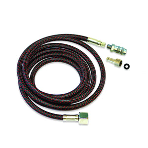Paasche 10 Foot Air Hose W/ Quick Disconect