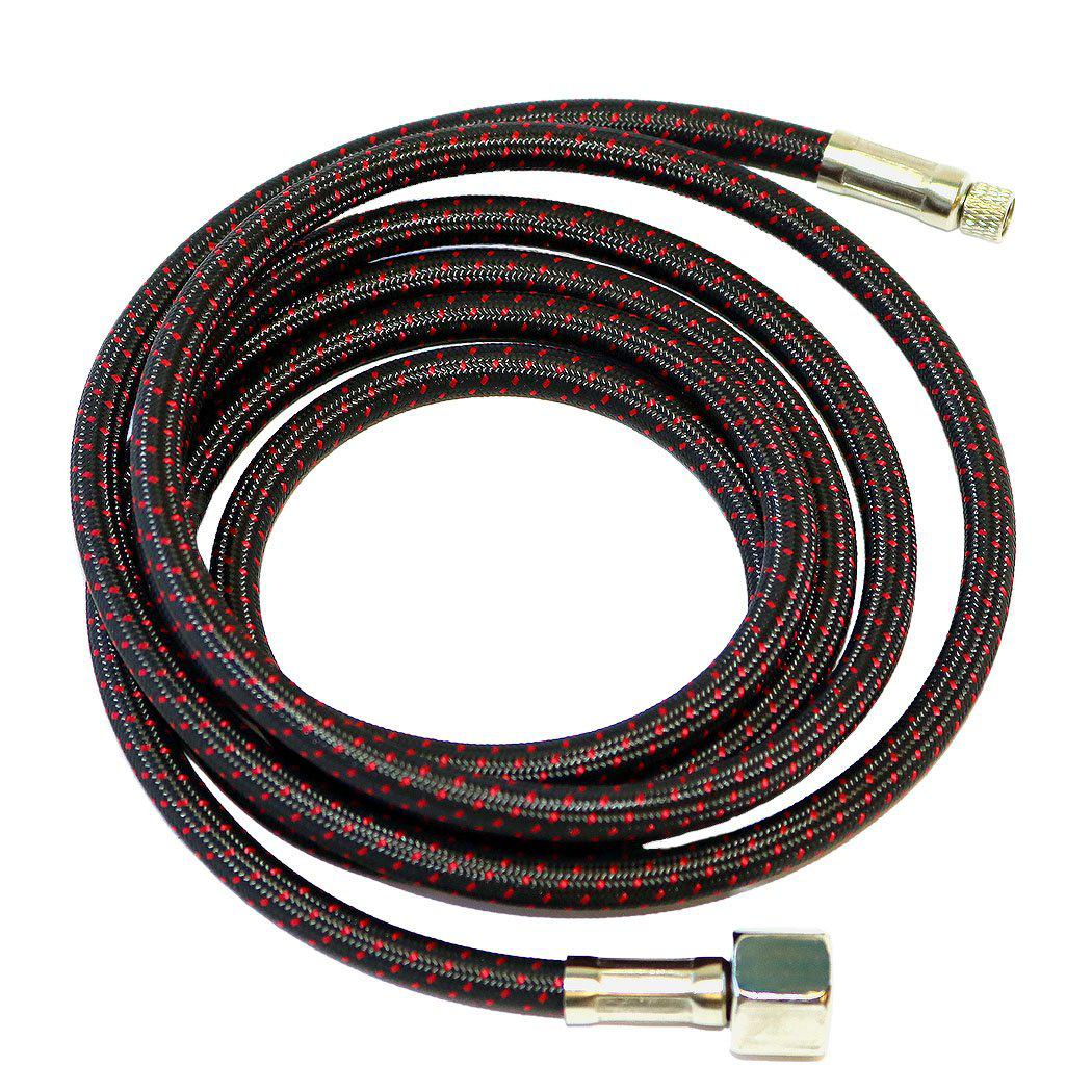 Paasche 4 Foot Air Hose W/Couplings