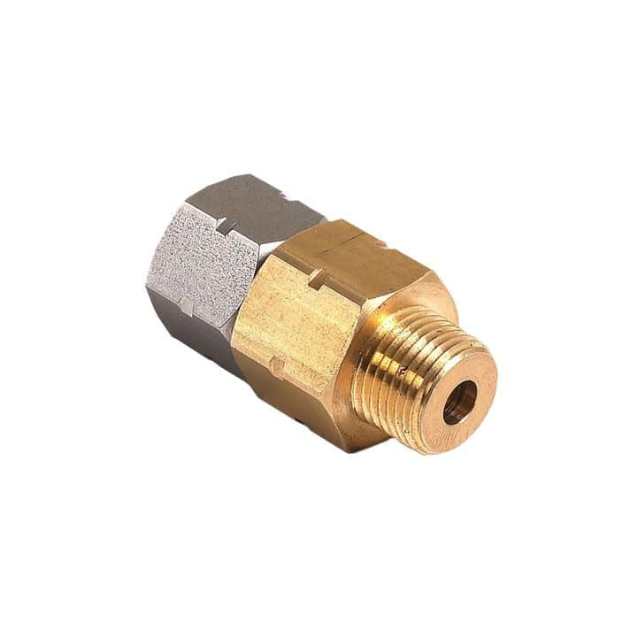 High Pressure Swivel Connector (1587312885795)