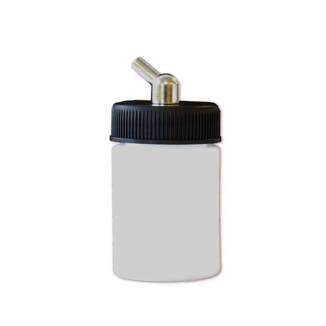 Paasche 1oz Plastic Bottle Assembly for H model Airbrush