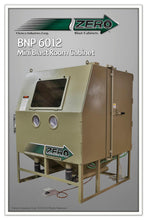 Load image into Gallery viewer, Clemco Mini BNP 6012 & 7212 Pressure Blast Cabinets BNP-6012P-900 RPC-2 - 460V