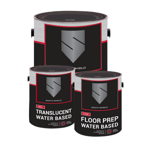 Global Finishing Solutions Booth Shield Wall Prep 5 gal, 1,925 sq. ft.