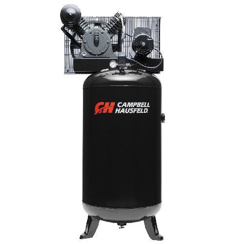Campbell Hausfeld 80 Gallon 2 Stage - 1 Phase Vertical Compressor - 5 hp