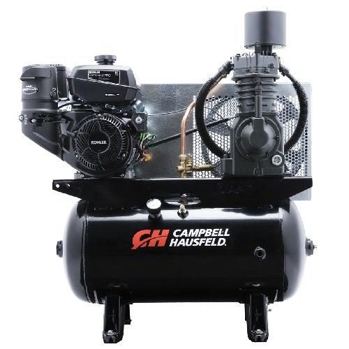 Campbell Hausfeld 30 Gallon 2 Stage Gas Air Compressor (Kohler Engine)