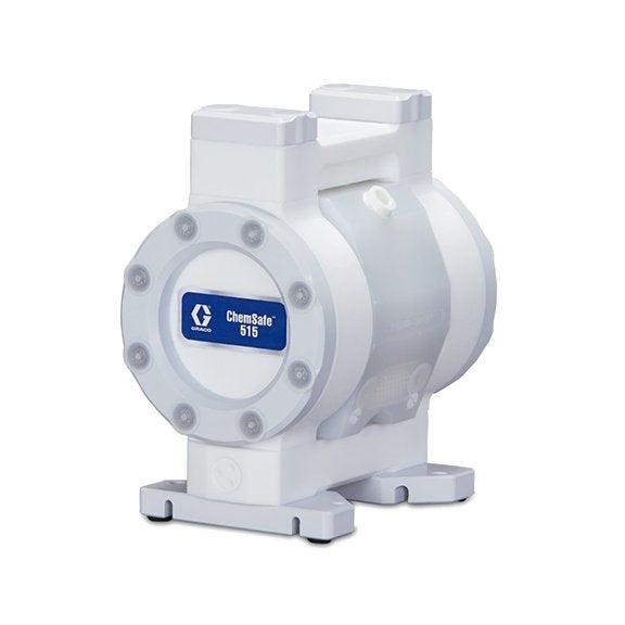 Graco Chemsafe 515 16 Gpm Air Operated Double Diaphragm Pump 1 2