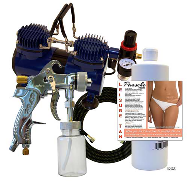 DA400T Deluxe Quick Application Tanning Kit