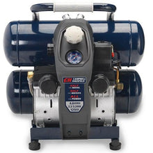 Load image into Gallery viewer, Campbell Hausfeld 4.6 Gallon Oil-Free Quiet Air Compressor