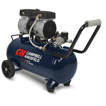 Load image into Gallery viewer, Campbell Hausfeld 8 Gallon OIl-Free Quiet Air Compressor