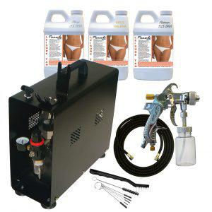 DC600T Quick Application Tanning System