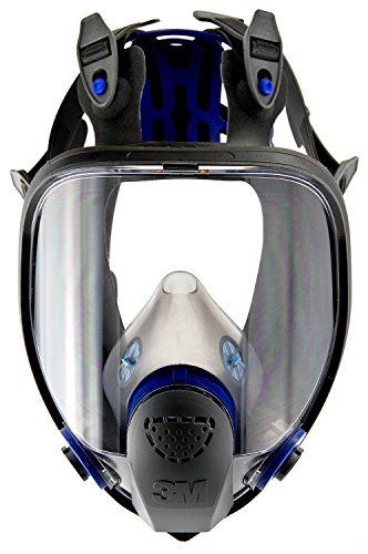 3M™ Ultimate FX Full Facepiece FF-400 Series, Reusable