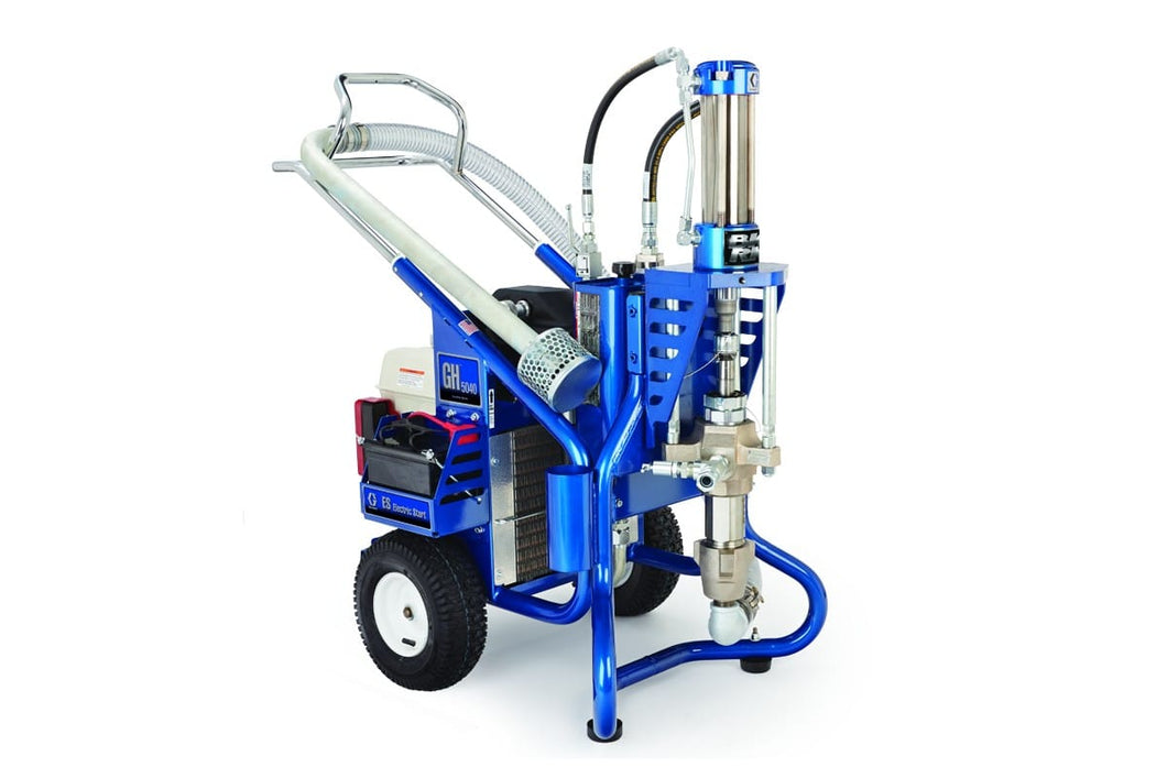 Graco GH 5040 Big Rig Sprayer Gas Hydraulic Airless Sprayer