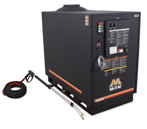 Mi-T-M HG Series Natural Gas/LP Belt Drive - 3000 PSI @ 3.9 GPM - 8.0 HP - 230V