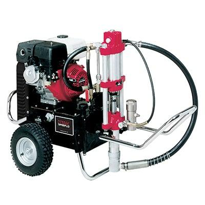 Titan Hydra Pro IV Gas Powered Airless Paint Sprayer