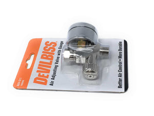 Devilbiss HAV-511 180089 Air Adjusting Valve with Gauge