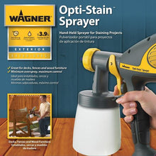 Load image into Gallery viewer, Wagner Opti Stain Handheld Sprayer (1587609042979)