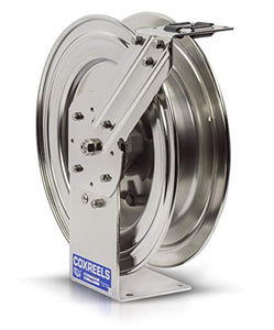 "Cox Hose Reels - P-SS ""Performance Stainless Steel"" Series (1587628179491)"