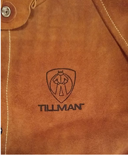 "Load image into Gallery viewer, Tillman 3360 30"" Indura Leather Freedom Flex Welding Jacket"