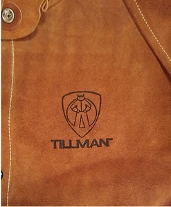 "Tillman 3360 30"" Indura Leather Freedom Flex Welding Jacket"