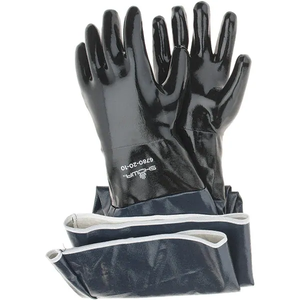 Showa 6780-20-10 Defensive Guard Neoprene Coated Gloves - 1Pr