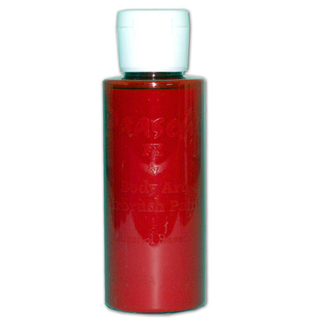 Paasche 1 oz. Tattoo Ink-Red.