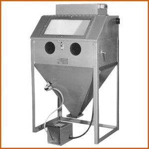 TRINCO™ Model 36 with 300 CFM Abrasive Separator (Size 36 x 24) (1587628572707)